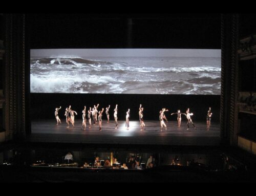 Entrelacé: how technology, movement and visuals are interlaced in the film design for the Royal Ballet's 'Woolf Works'